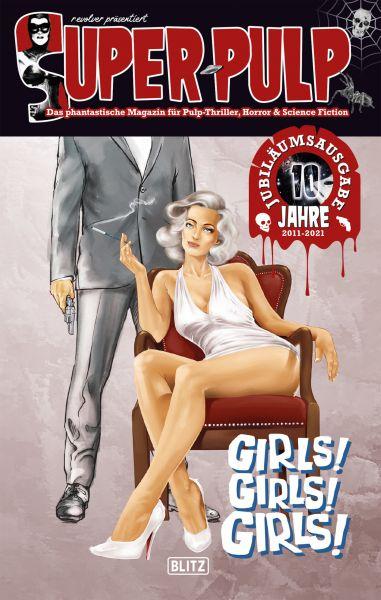 Super-Pulp 10: Girls! Girls! Girls!
