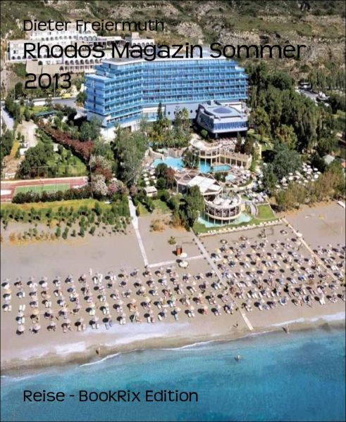 Rhodos Magazin Sommer 2013