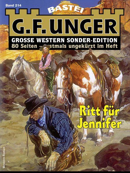 G. F. Unger Sonder-Edition 214 - Western
