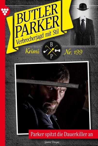 Butler Parker 199 – Kriminalroman