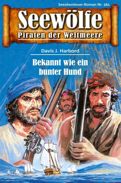 Seewölfe - Piraten der Weltmeere 561