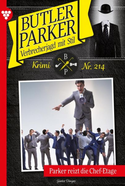 Butler Parker 214 – Kriminalroman