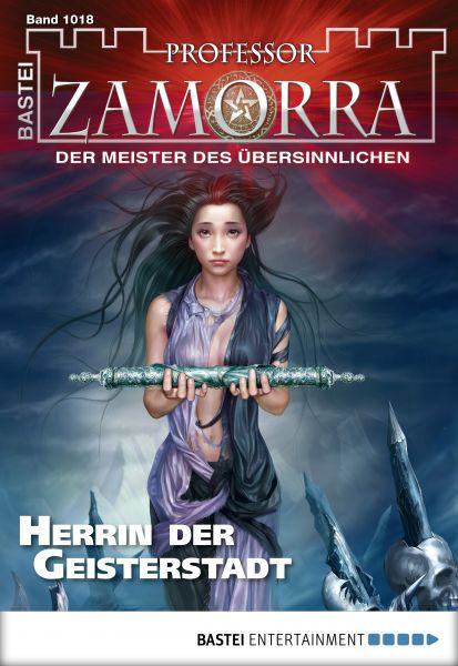 Professor Zamorra - Folge 1018