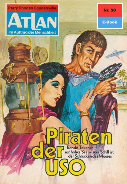 Atlan 58: Piraten der USO