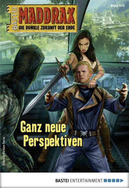 Maddrax 512 - Science-Fiction-Serie