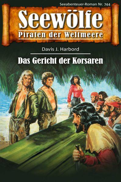 Seewölfe - Piraten der Weltmeere 744