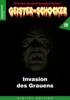 Geister-Schocker 26 - Invasion des Grauens