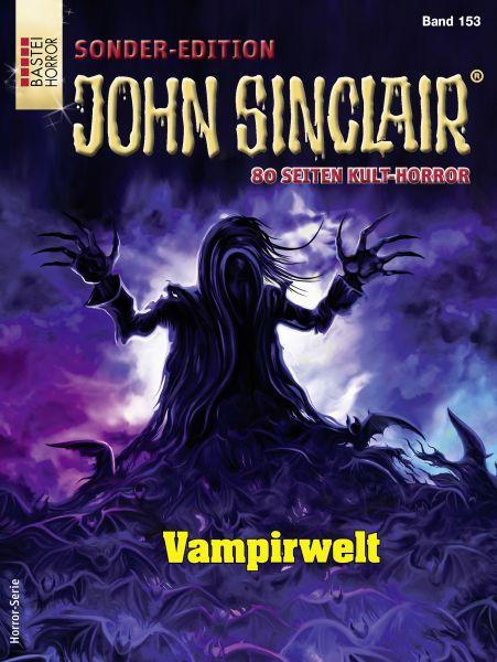 John Sinclair Sonder-Edition 153 - Horror-Serie