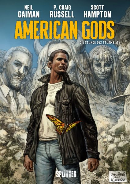 American Gods. Band 6