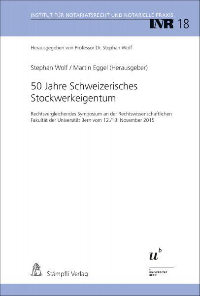 50 Jahre Schweizerisches Stockwerkeigentum