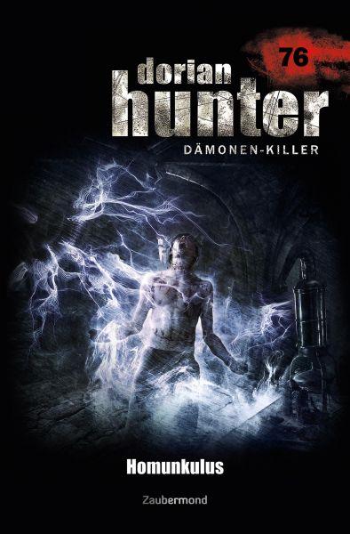Dorian Hunter 76 - Homunkulus