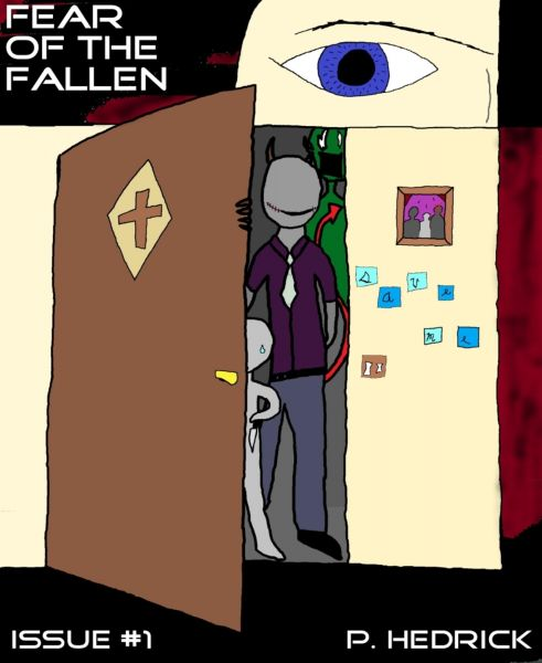 Fear of the Fallen Issue #1