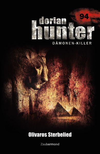 Dorian Hunter 94 - Olivaros Sterbelied
