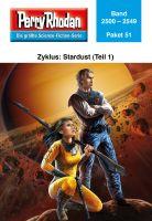 Perry Rhodan-Paket 51: Stardust (Teil 1)