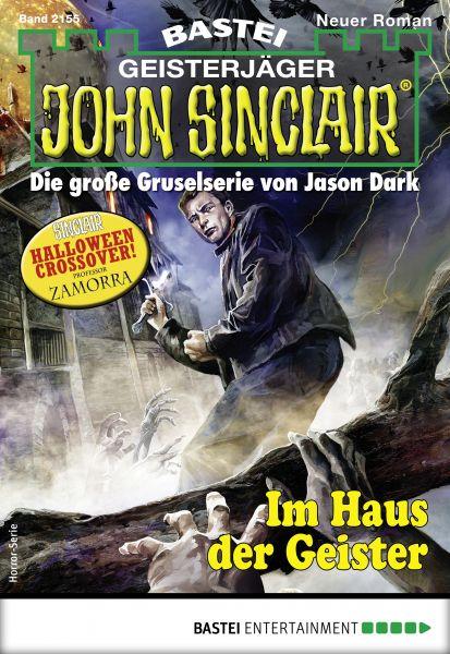John Sinclair 2155 - Horror-Serie