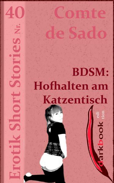 BDSM: Hofhalten am Katzentisch