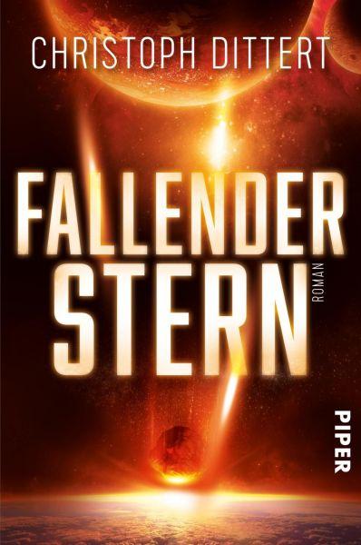 Fallender Stern