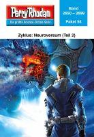 Perry Rhodan-Paket 54: Neuroversum (Teil 2)