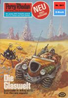 Perry Rhodan 841: Die Glaswelt