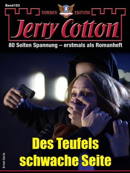 Jerry Cotton Sonder-Edition 153 - Krimi-Serie