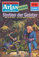 Atlan 236: Station der Geister (Heftroman)