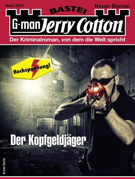 Jerry Cotton 3337 - Krimi-Serie