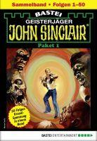 John Sinclair-Paket 1 - Horror-Serie