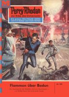 Perry Rhodan 185: Flammen über Badun (Heftroman)