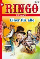 Ringo 3 Romane Nr. 27 - Western