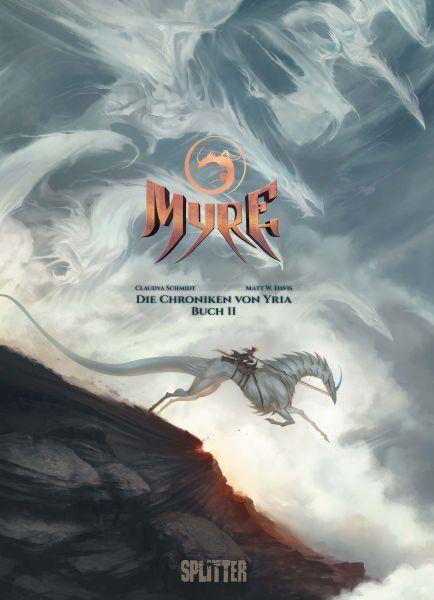 Myre - Die Chroniken von Yria. Band 2