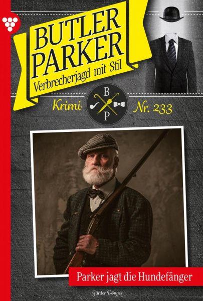 Butler Parker 233 – Kriminalroman