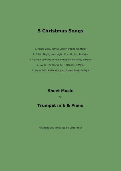 5 Christmas Songs