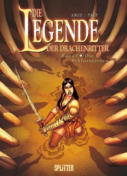 Die Legende der Drachenritter. Band 5