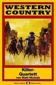 WESTERN COUNTRY 141: Killer-Quartett