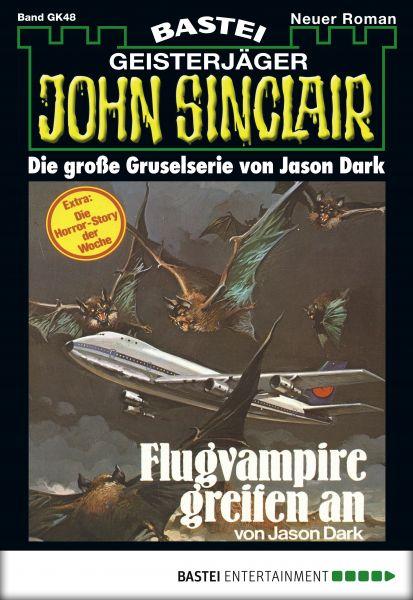 John Sinclair Gespensterkrimi - Folge 48