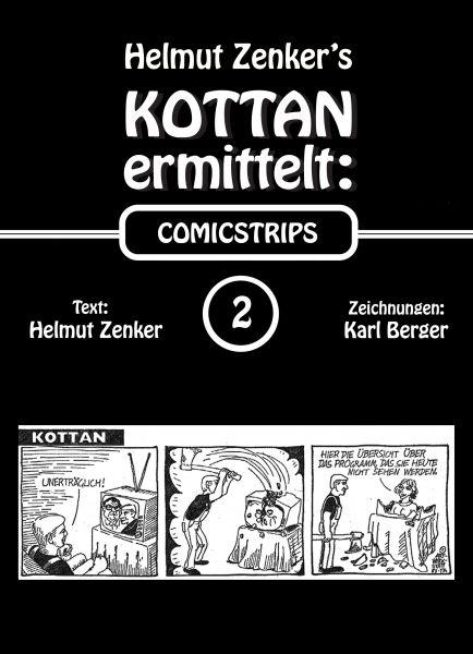 Kottan ermittelt: Comicstrips 2