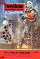 Perry Rhodan 334: Im Arsenal der Giganten