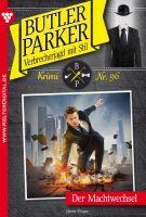 Butler Parker 96 - Kriminalroman