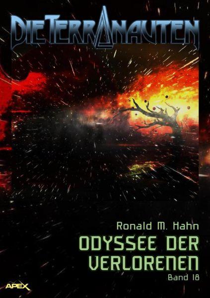 DIE TERRANAUTEN, Band 18: ODYSSEE DER VERLORENEN