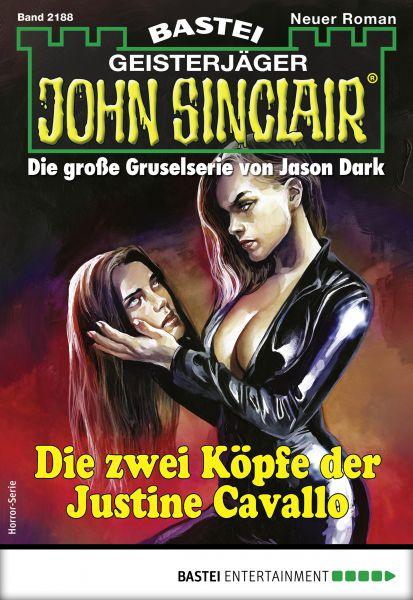 John Sinclair 2188 - Horror-Serie