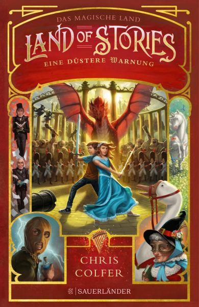 Land of Stories: Das magische Land 3 - Eine düstere Warnung