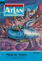 Atlan 20: Planet der Orkane (Heftroman)