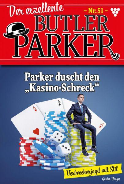 Der exzellente Butler Parker 51 – Kriminalroman