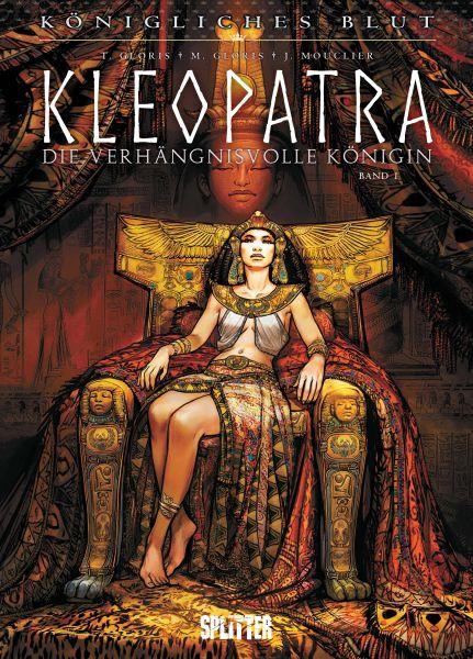 Königliches Blut: Kleopatra. Band 1