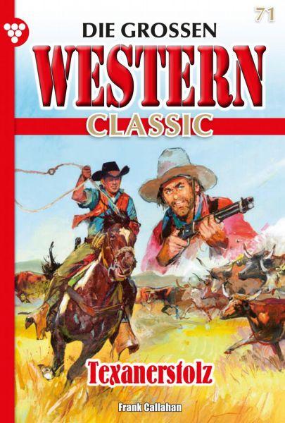 Die großen Western Classic 71 – Western