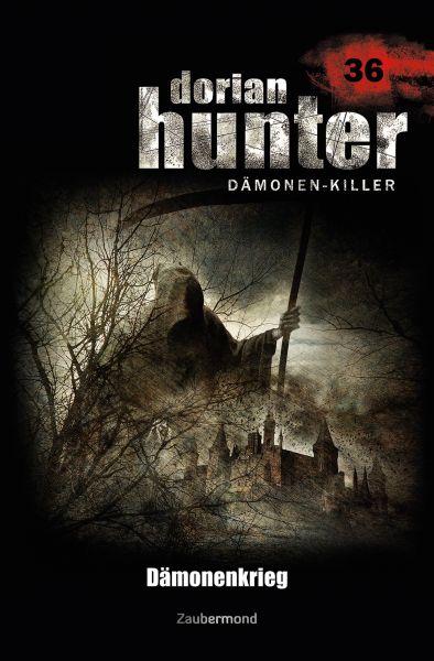 Dorian Hunter 36 - Dämonenkrieg