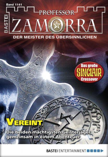 Professor Zamorra 1141 - Horror-Serie