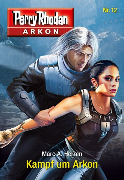 Arkon 12: Kampf um Arkon