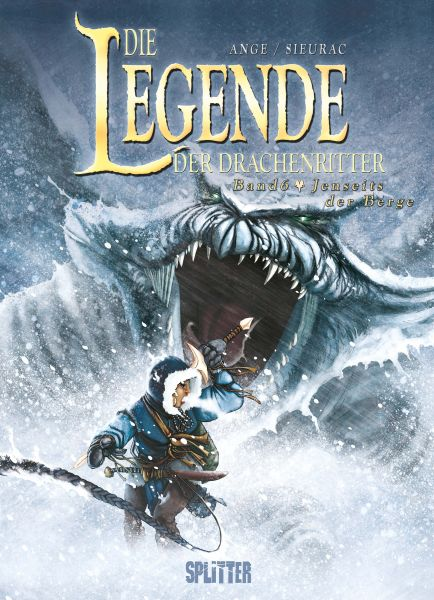 Die Legende der Drachenritter. Band 6