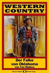WESTERN COUNTRY 63: Der Falke von Oklahoma